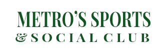 Metro's Sports and Social Club Logo